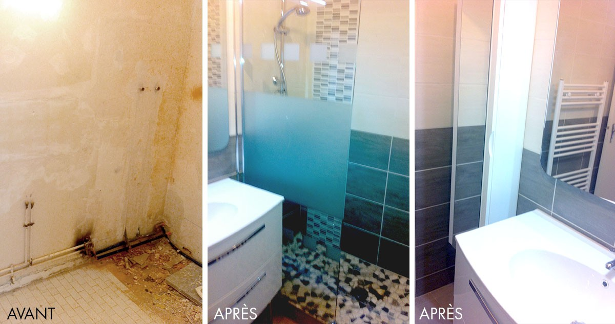Best renovation salle de bain le mans gallery amazing for Renovation salle de bain